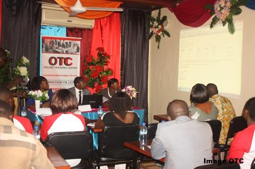 Le 14 Novembre 2013, lors du lancement officiel des bourses d'études 2013
