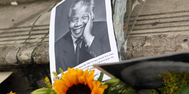HOLLYWOOD SALUE LA MÉMOIRE DE MANDELA