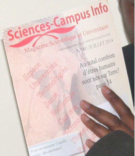 Commandez ou abonnement vous à contact@sciences-campus.info/ Tél: +226 76609721