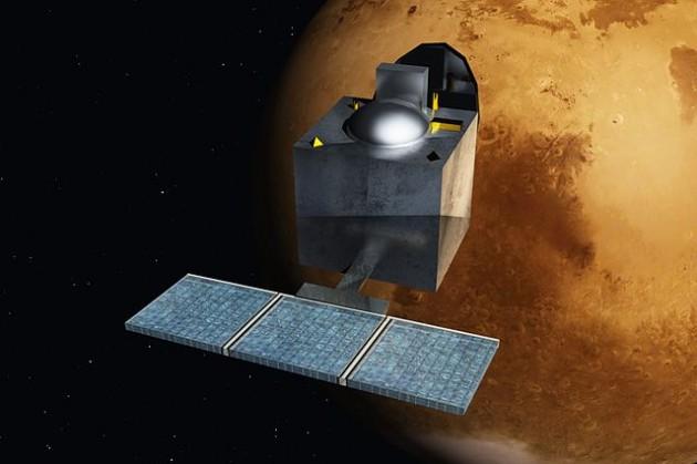 MARS : L'INDE RÉUSSIT LE PLACEMENT EN ORBITE DU SATELLITE MANGALYAAN