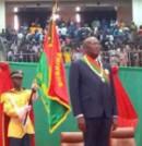 Discours du Président Roch Marc Christian KABORE à son investiture
