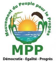 Déclaration du Mouvement du Peuple pour le Progrès (MPP)