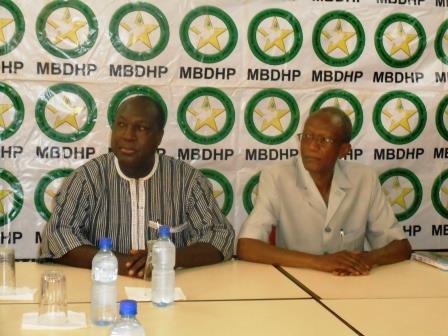 L'opposition prête à travailler avec le MBDHP