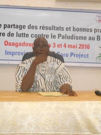 Le ministre de la santé, Smaïla Ouédraogo souhaite que ces expériences puissent être reproduites dans l'ensemble des districts sanitaires du pays