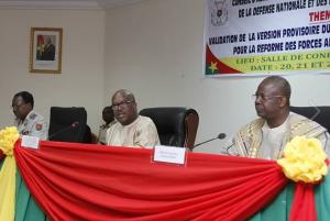 Le Président du Faso à présidé l'ouverture du CASSEM.