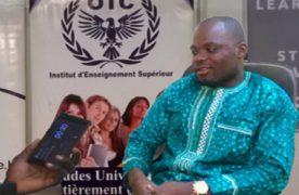 «Formation en ligne à OTC : Le volet social de OTC devrait être soutenu par les dirigeants afriains», dixit BAH SATO