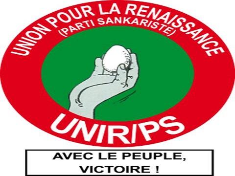 Déclaration de l'UNIR/PS à l'occasion du procès de l'insurrection populaire des 30 et 31 octobre 2014 contre les membres du gouvernement de l'ex premier ministre Tiao Beyon Luc Adolph
