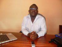 Le Docteur Sanwé Médard Kiénou, enseignant chercheur à l'université Nazi Boni de Bobo