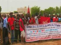 Les militants denoncent l'impunités sur les crimes de sang et les crimes économiques