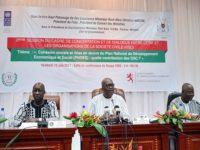 2e session du Cadre de concertation et de dialogue entre l'Etat et les Organisations de la Société civile : Echanges directs avec le chef de l'Etat