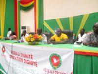 Le Réseau Dignité lance ses activités  «Une OSC n'est pas un fond de chantage politique», a dit le président du réseau