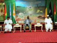 Les Présidents du Burkina Faso, du Mali et du Niger « vent debout » contre la désertification