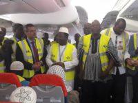 Hadj 2017:420pèlerinsont décollé avec le 1er vol à 9h 40