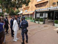 Attaque terroriste de Ouagadougou : Le Professeur Alpha CONDE apporte le soutien de la Guinée et de l'Union africaine