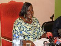 DÉCLARATION LIMINAIRE DE MADAME LE PROCUREUR DU FASO LORS DE SON POINT DE PRESSE :