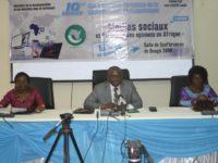 Le ministre Dandjinou a procédé au lancement de la 10ème édition des Universités africaines de la communication de Ouagadougou