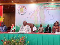 Le Président du Faso préside la cérémonie de clôture des états généraux de la jeunesse