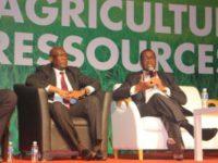 Salon de l'agriculture et des ressources animales d'Abidjan : Jacob OUEDRAOGO propose des techniques de résilience