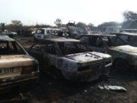 Incendie à la Cour d'appel de Ouagadougou : le bâtiment n'a pas été touché