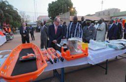 Burkina Faso/Principauté de Monaco : A la BNSP, le Prince Albert II salue un partenariat de taille humaine basée sur la confiance