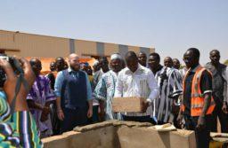 Bientôt une usine d'égrenage du coton biologique à Koudougou