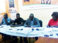 Université Ouaga2 : L'UFR/SEG souffle 40 bougies