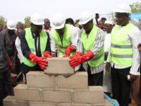 POSE DE LA PREMIÈRE PIERRE D'UN TECHNOPOLE AU BURKINA FASO : la CCI-BF investit dans le capital humain!