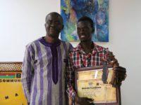 Festival de cinéma de Lomé 2018, Césaire KAFANDO de l'ISIS-SE sacré meilleur en fiction