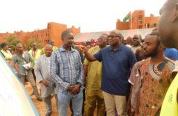 Amélioration des conditions de vie et d'études des étudiants: La cité universitaire de Kossodo, sera doté d'une voie bitumée