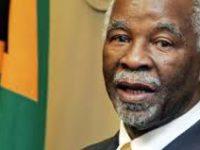 Stabilisation politique de la RDC: L'ex président sud-africain, Thabo Mbeki nommé comme envoyé spécial