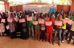 Technologie de l'Information et de la Communication (TIC):  Initiation de plusieurs orphelins par Qatar Charity