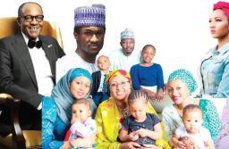 NIGERIA : La progéniture de Muhammadu Buhari