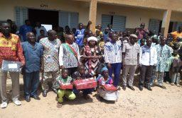 Première édition de la rentrée scolaire communale de Ouindigui