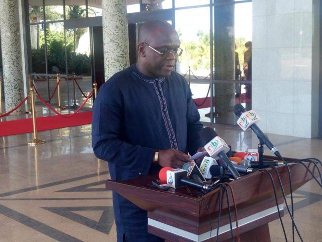 Conseil des ministres : les GSP invités à mettre fin à leur mouvement