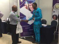 Le stand OTC Côte d'Ivoire a reçu une cinquantaine de visiteurs lors de cette première journée.