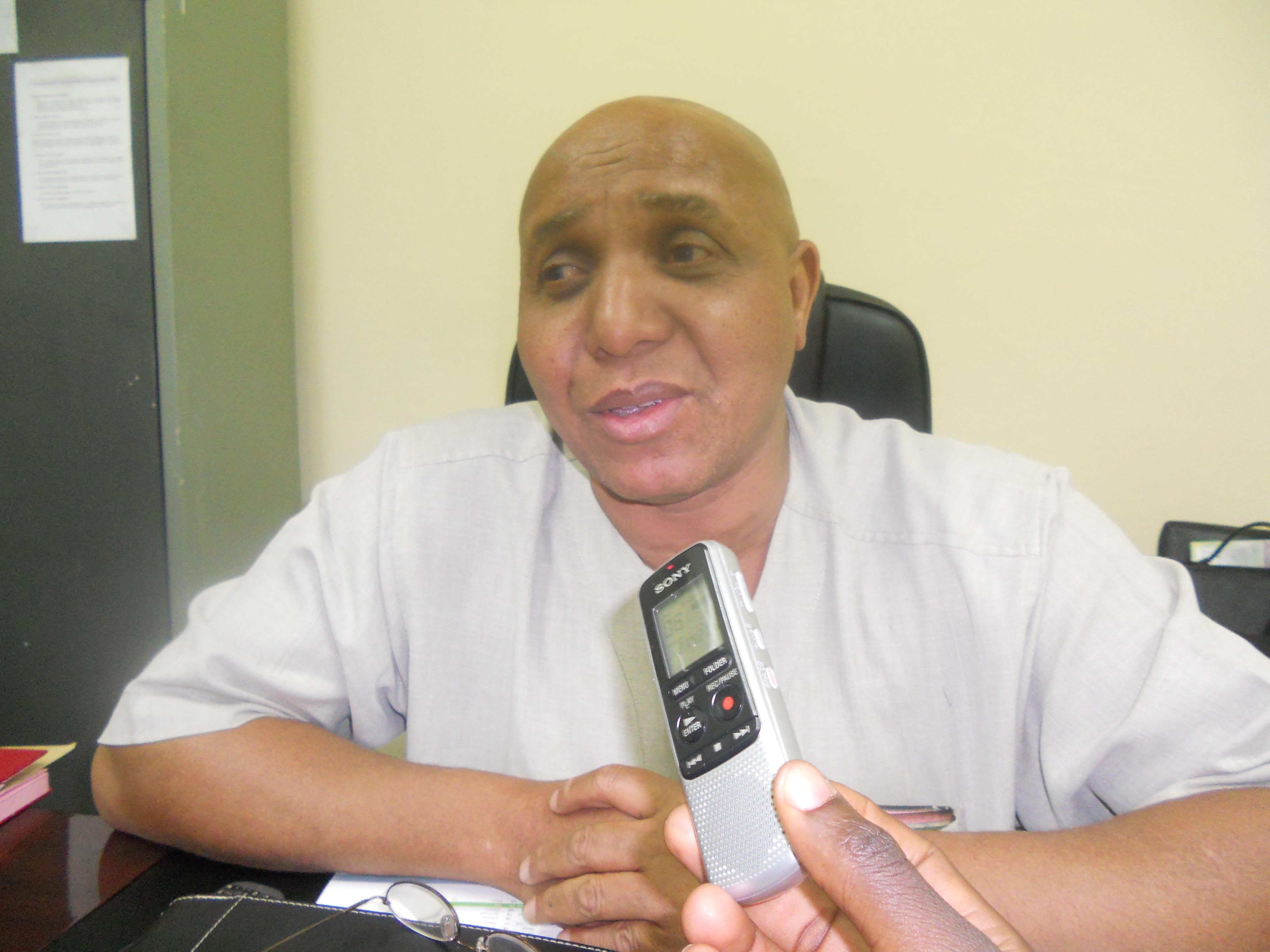 Dr Omar SANOGO